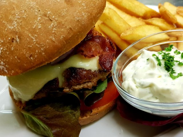 Marthas-Burger Wochenendangebot