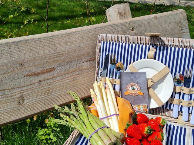 Tante Marthas Picknickkörbe